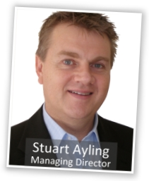 Stuart Ayling sales trainer Middle East