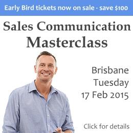 Brisbane sales training